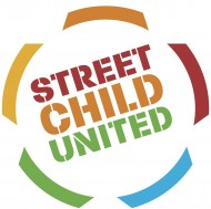 logo for Street Child World Cup charity