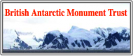 logo for British Antarctic Monument Trust charity